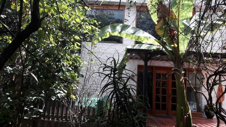 Casa naturaleza mezcla Moderno y de campo