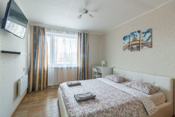 Уютная квартира на Городецкой 8