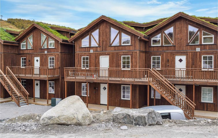 Holiday apartment with 3 bedrooms on 67m² in Hovden I Setesdal