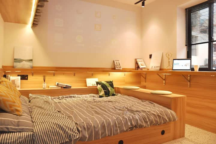 DEERHAUS x Halo cozy home in F. F.C
