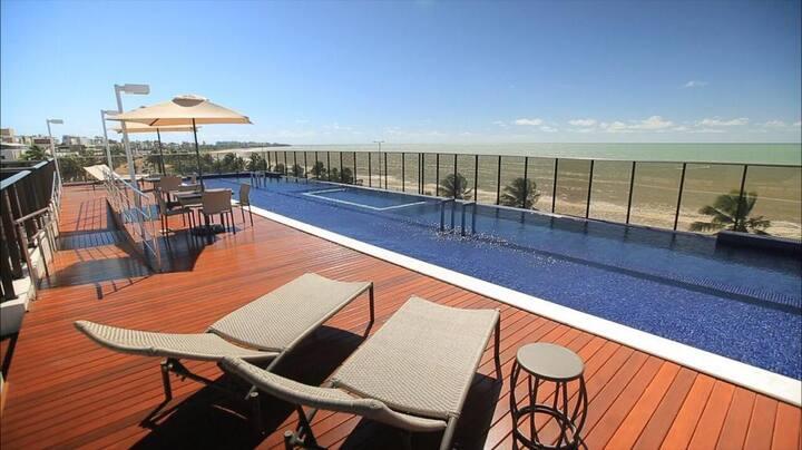 Apartamento Top a Beira-Mar de Intermares