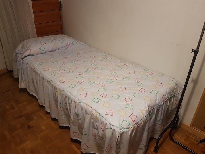 Alojamiento para dormir