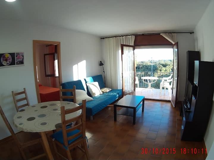 Apartamento El Vaixell - 1r piso - L'Estartit