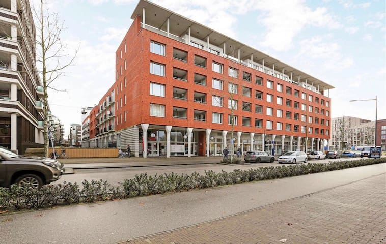 Mooie appartement op loopafstand station