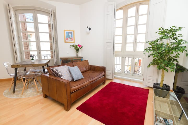 ☆ Modern apartment in the heart of the city