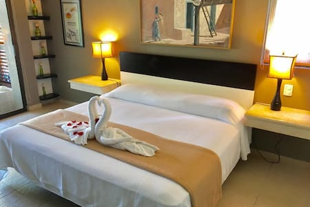 Villa Corazon Deluxe/Master Suite Ground Floor - Puerto Aventuras