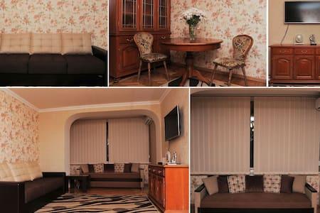 Luxury 4-Room Apartment in Center - Chișinău