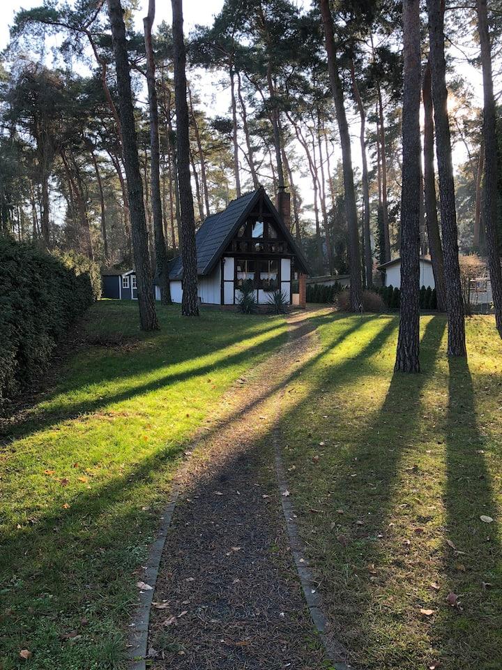 gemütliches kleines Ferienhaus in ruhiger Lage