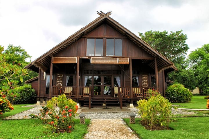 COOTAGE 3 SAMAWA SEASIDE COTTAGES - Kecamatan Sumbawa - Bungalow