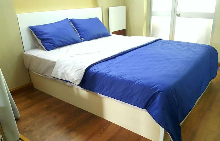 1BR in the city centre