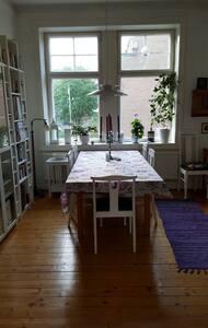Sekelskifteslägenhet centralt - Malmö - Apartment