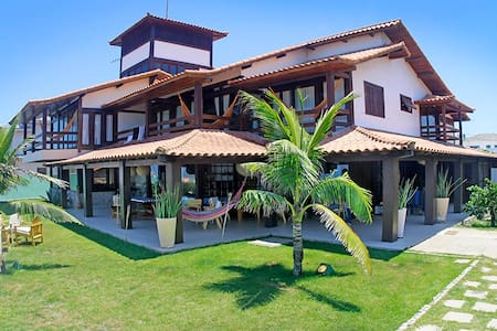 6 BEACH FRONT SUITES at Itauna / PARTIAL HOME - Saquarema