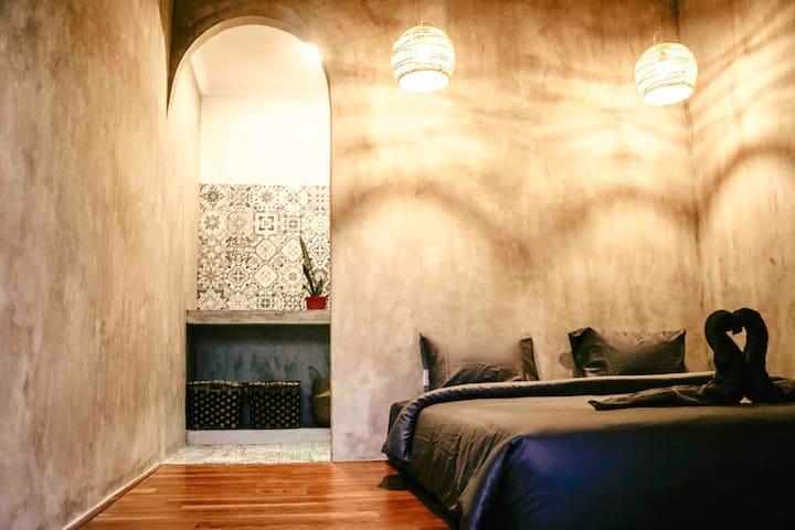 Newly Renovated Private Studio Room at Canggu