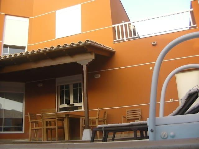 Villas Mesetas - ロスクリスティーナノス - 別荘