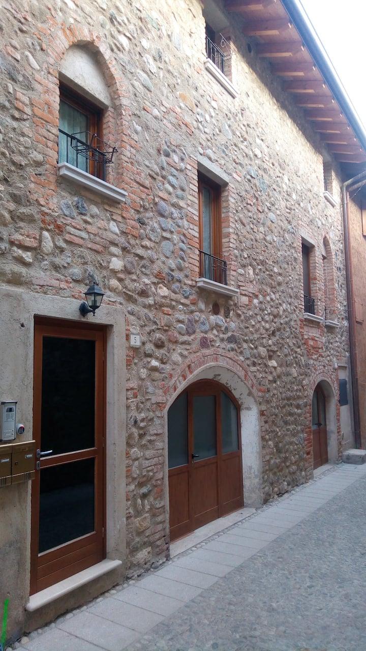La Grotta nel Castello Medievale, near Garda Lake