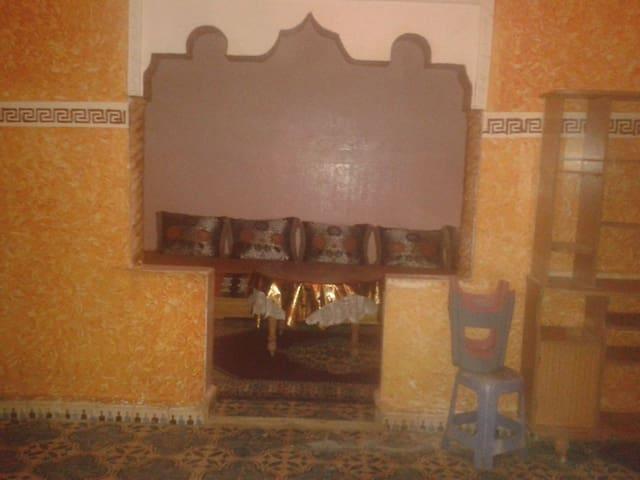 Dar Addiafa - Rissani - Lägenhet