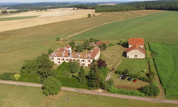 Family-Art-Events Chateau de Gressoux a Gite Rural