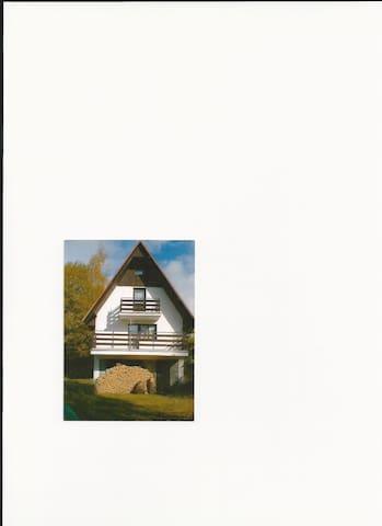 Huis in dorp Marianska,Jachymov 1km - Karlovy Vary - House