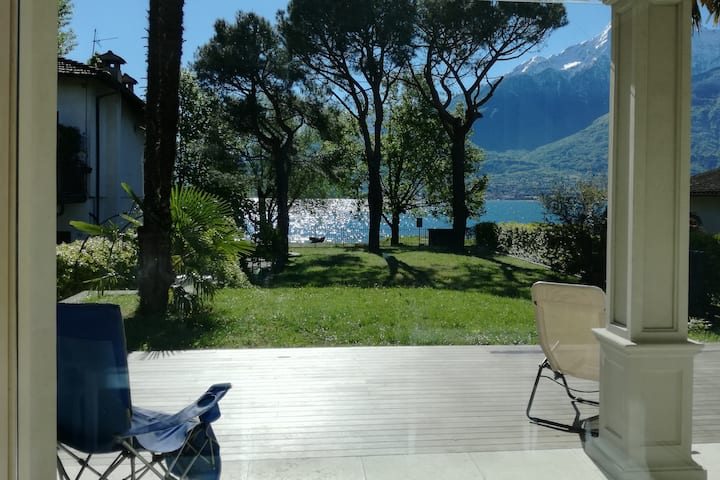 """Grazia al Lago"" B & B Room Germano Reale"