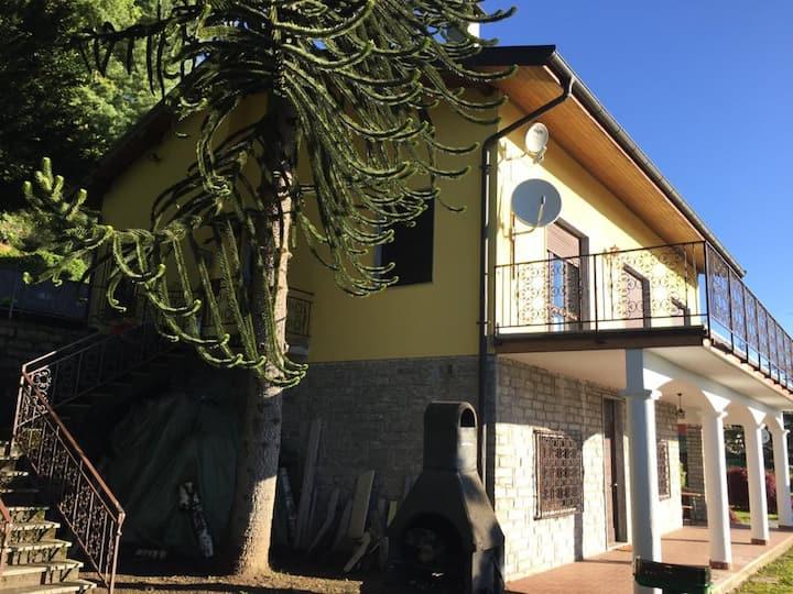 Villa Assunta a Pian di Sole Premeno