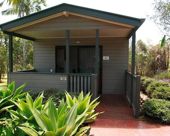 Ensuite Cabin -Access Friendly