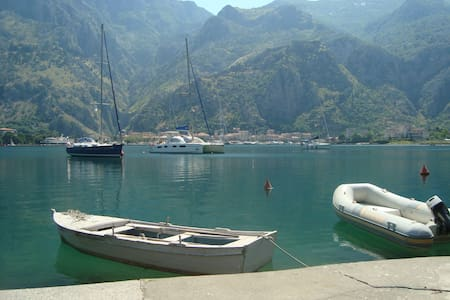Waterfront Apartment in Kotor - Muo