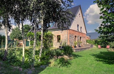 Der Birkenhof - Bauernhaus mit Sauna