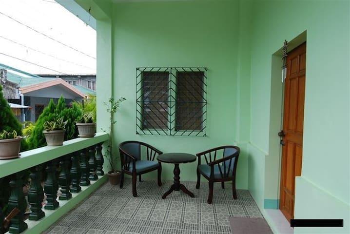 Novita House: Entire House located in Town Proper