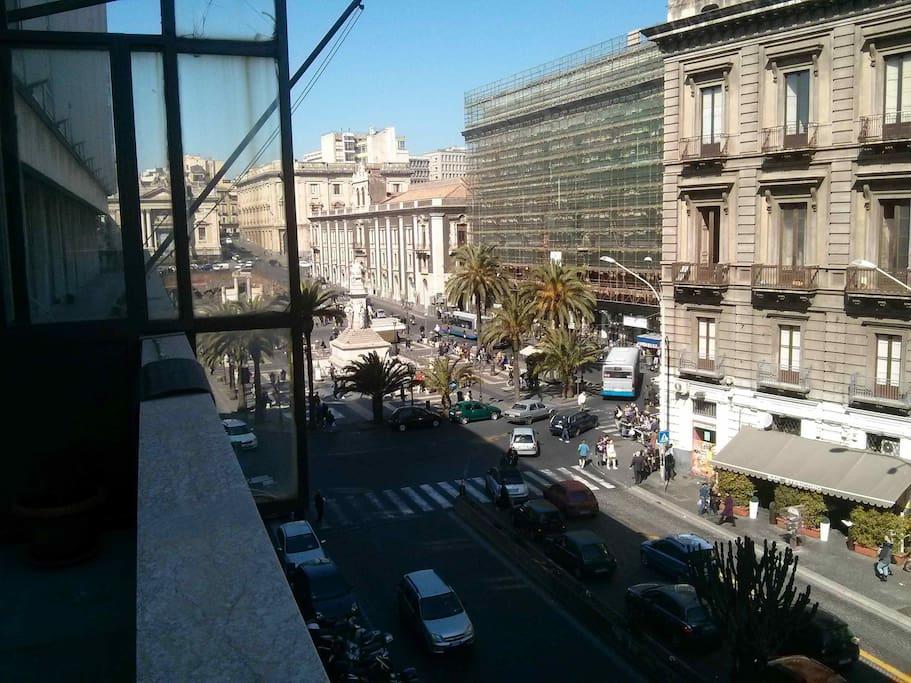 Monolocale panoramico nel centro di catania appartamenti for Monolocale catania