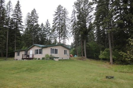 Comfortable, family friendly Blacktail rental - Lakeside