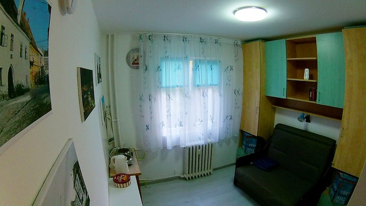 Small quiet flat, very close to Iulius Mall&parks