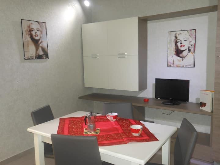 CASA VACANZE M&D 1 Trapani centro