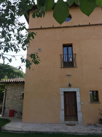 La Colombaia : living in harmony (secondo piano)