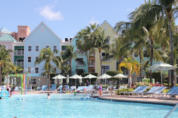 Harborside Resort at Atlantis One bedroom deluxe