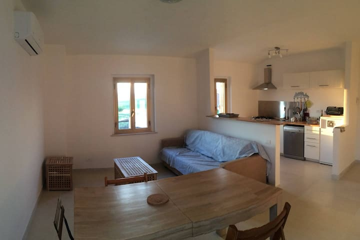 Appartamento immerso nelle colline dell'Abruzzo