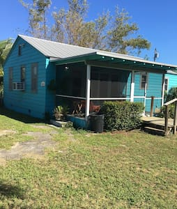 Blueberry Cottage - Hobe Sound - Huis