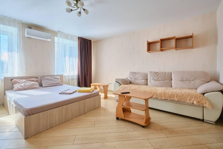 Супер Апартаменты на Косарева 14