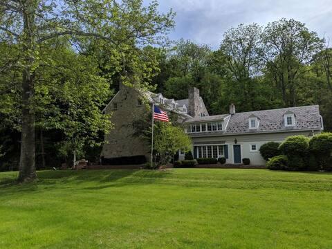 Historic Stone Mansion - Rock Spring Lodge