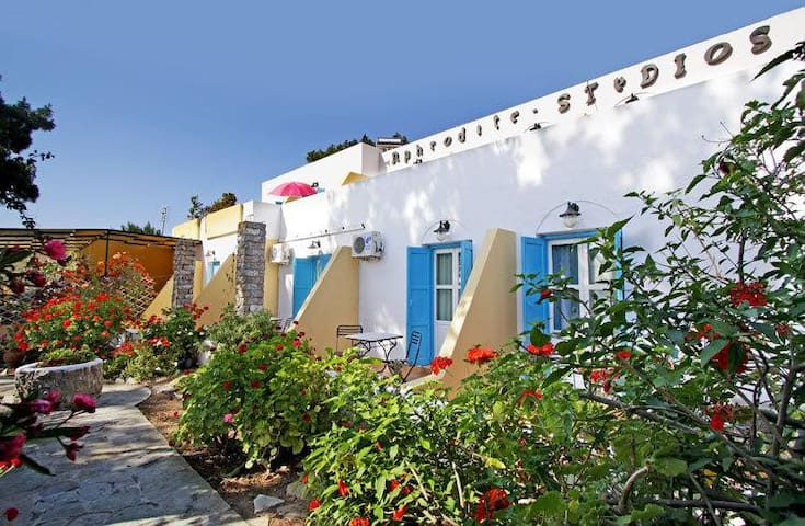 Aphrodite Kalymnos - Mirties - Boutique hotel