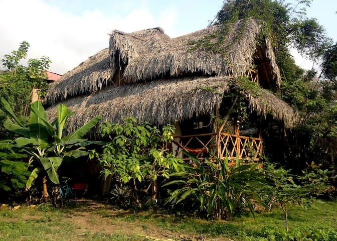 Casa Garúa en Ayampe (Manabí) - Ayampe - House