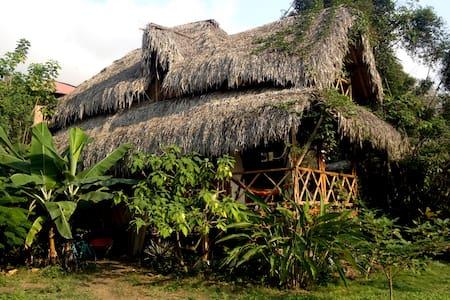 Casa Garúa en Ayampe (Manabí)