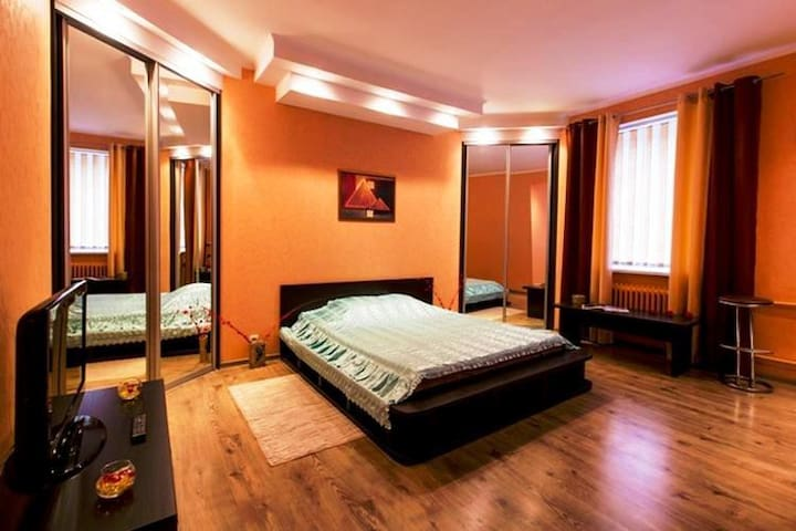 Квартира на сутки в центре Гомеля