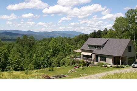 Majestic Mountain Views - Warren - House