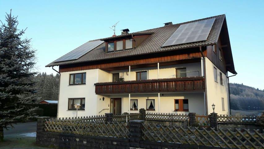 Schöne Wohnung in Waldburg, mit 2 Schlafzimmer - Waldburg