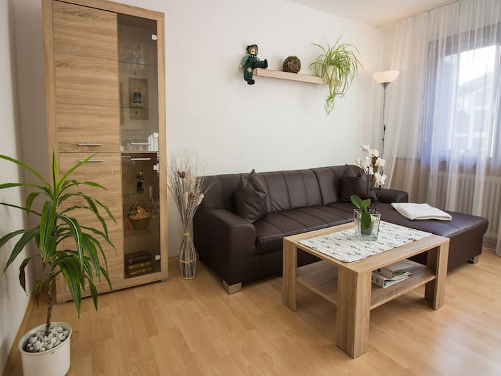 Ferienwohnung Heidi Kimmig (Bad Peterstal-Griesbach), Ferienwohnung, 80qm, 2 Schlafzimmer, max. 4 Personen
