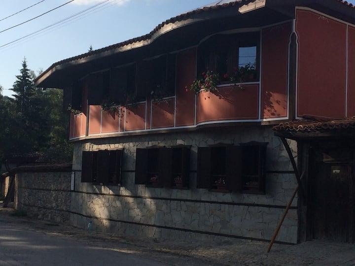 Hadjigavrilov house