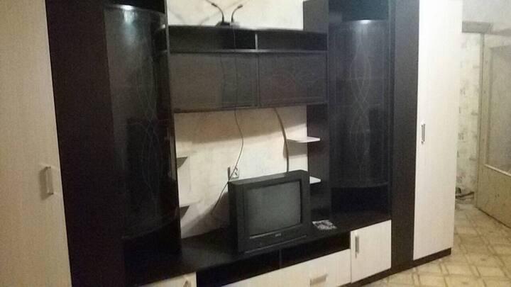 2-rooms apartament