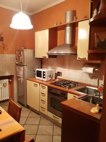 Grazioso appartamento in zona Mirafiori! - Torino