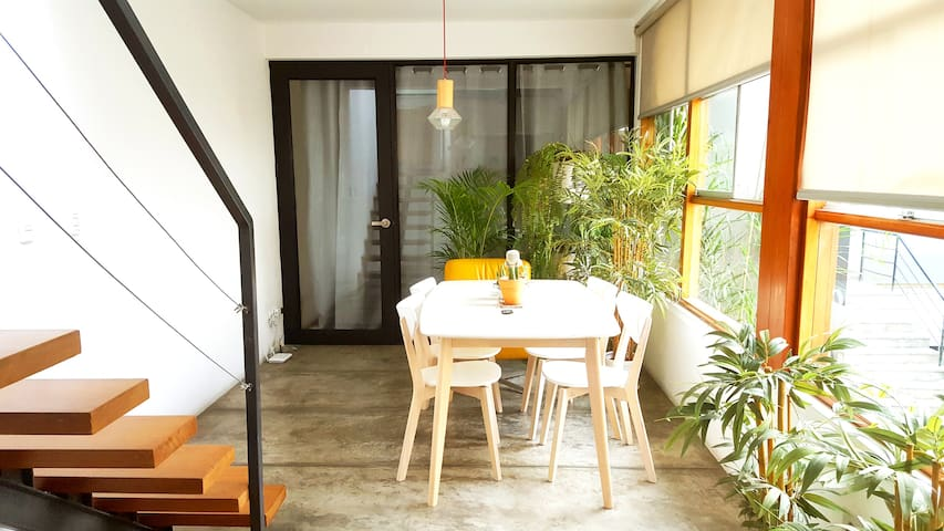 Perfect loft apartment in Miraflores