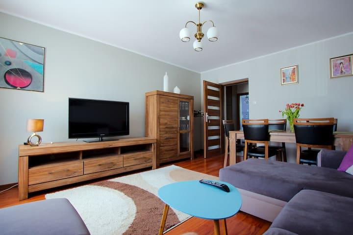 Apartament Kryniczanka dla aktywnych | sports&ski